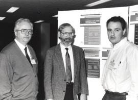 Francisco García Olmedo y Fernando Ponz. Workshop Engineering plants against Pests and pathogenes, 1993