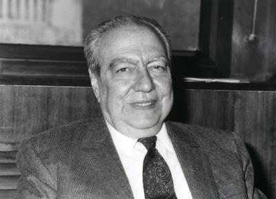 Francoise X. Ortoli. Profesor de seminario. Curso 1992-93