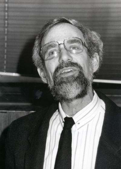 David Laitin. Profesor de seminario. Curso 1992-93