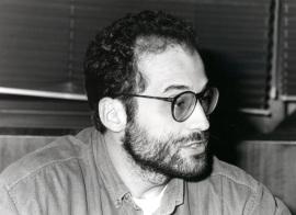 Roberto Garvía. Profesor de seminario. Curso 1992-93, 1993