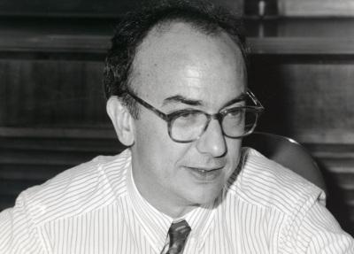 Joan Botella. Profesor de seminario. Curso 1992-93