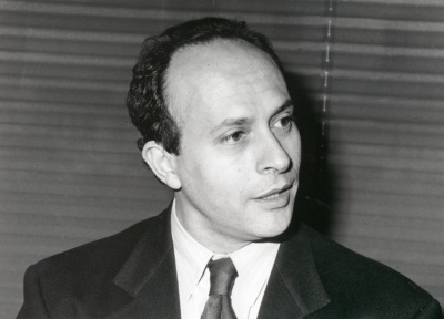 Ignacio Wert. Profesor de seminario. Curso 1992-93