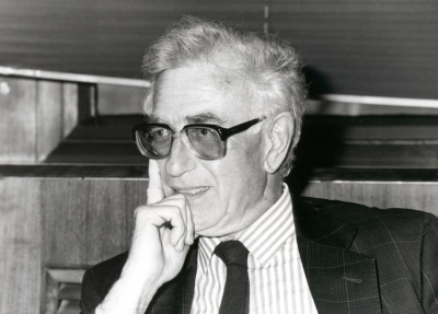 Ronald Fraser. Profesor de seminario. Curso 1992-93