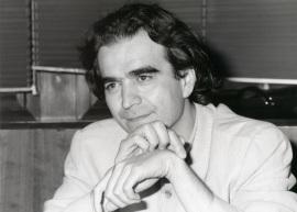 Eduardo Subirats Ruggeber. Profesor de seminario. Curso 1992-93, 1993