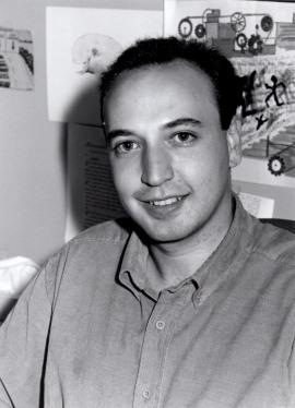 César Colino Cámara. Estudiante. Curso 1993-94, 1993