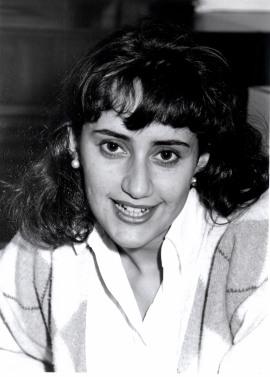 Beatriz Acha Ugarte. Estudiante. Curso 1993-94, 1993