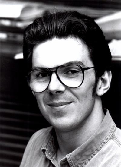 Andrew Richards. Profesor de curso. Curso 1994-95