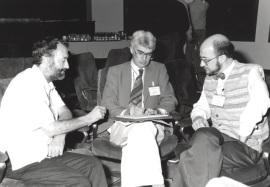 Michael J. Waring, Keith R. Fox y José Portugal. Workshop On D Drug Interactions, 1993