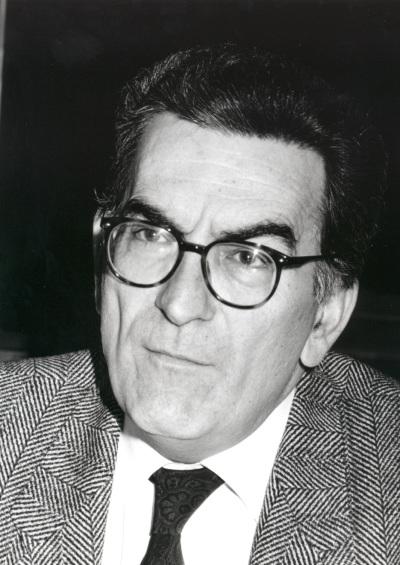 Gianfranco Pasquino. Profesor de curso. Curso 1999-2000