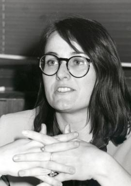 Patricia Graig. Profesor de seminario. Curso 1993-94, 1994