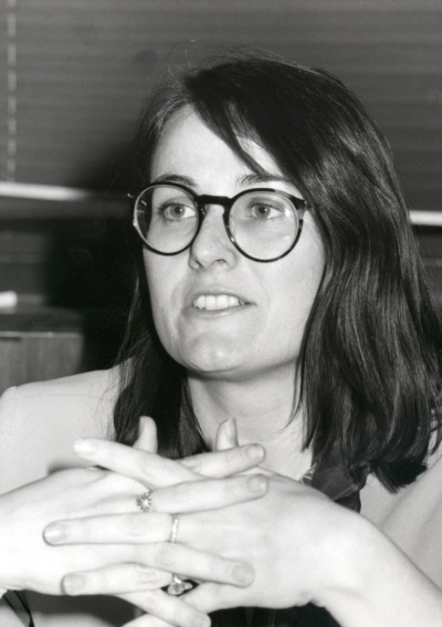 Patricia Graig. Profesor de seminario. Curso 1993-94
