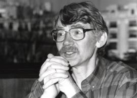 Michael Mann. Profesor de seminario. Curso 1993-94, 1994