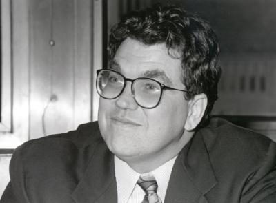 Peter Cowhey. Profesor de seminario. Curso 1993-94