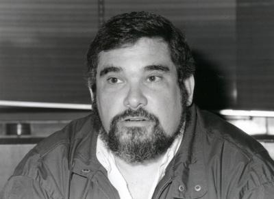 Eusebio Mujal-Leon. Profesor de seminario. Curso 1993-94