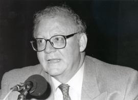 Joé Luis Abellán. La polémica de la 'ciencia española' dentro del ciclo Las grandes polémicas de la cultura española, 1994