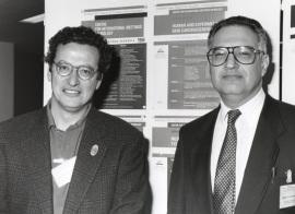 Miguel Quintanilla y A. Klein-Szanto. Workshop Human and Experimental Skin Carcinogenesis, 1994