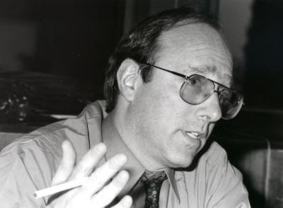 Paul Osterman. Profesor de seminario. Curso 1993-94