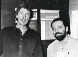 Juan Lerma y Peter H. Seeburg. Workshop Molecular mechanisms of synaptic function, 1994