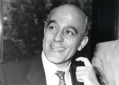 José Antonio Zarzalejos. Profesor de seminario. Curso 1994-95