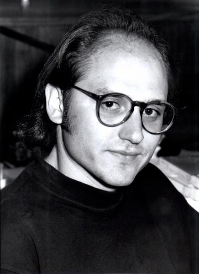 Francisco Javier Moreno Fuentes. Estudiante. Curso 1995-96