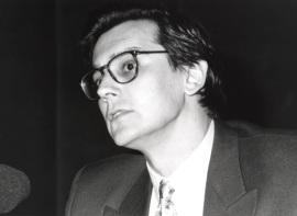 Fernando Vallespín Oña. Profesor de seminario. Curso 1994-95, 1995