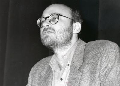 Joshua Cohen. Profesor de seminario. Curso 1994-95