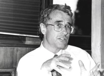 Colin Crouch. Profesor de seminario. Curso 1994-95