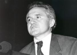 José María Mato. Reuniones Internacionales sobre Biología , 1995