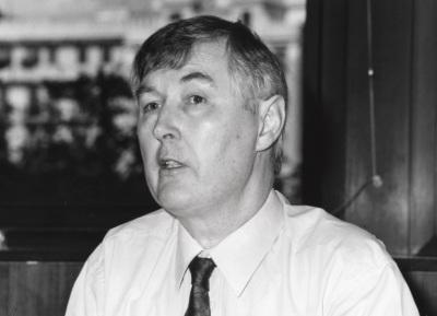 Archie Brown. Profesor de seminario. Curso 1994-95
