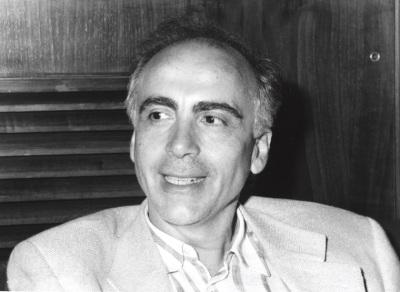 Adriano Papalardo. Profesor de seminario. Curso 1994-95