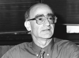 Sidney Tarrow. Profesor de seminario. Curso 1994-95, 1995