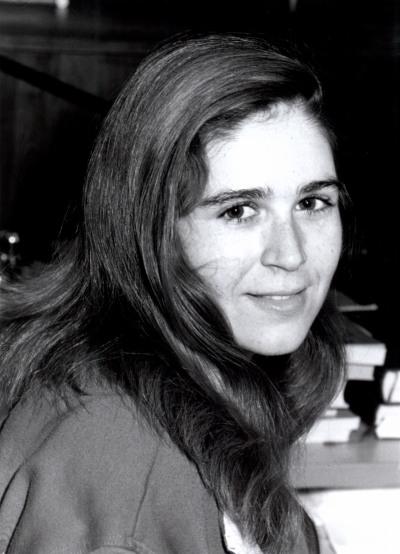 Antonia Ruiz Jiménez. Estudiante. Curso 1995-96