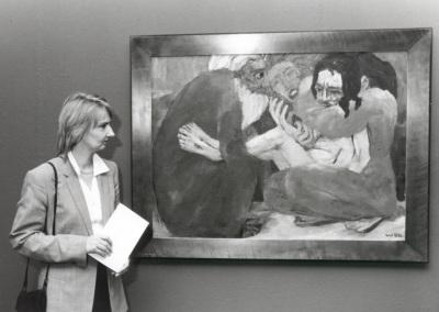 Magdalena M. Moeller. Exposición Emil Nolde Naturaleza y Religión