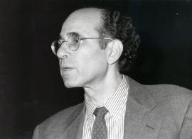 Richard Axel. Workshop Switching Transcription in Development, 1995