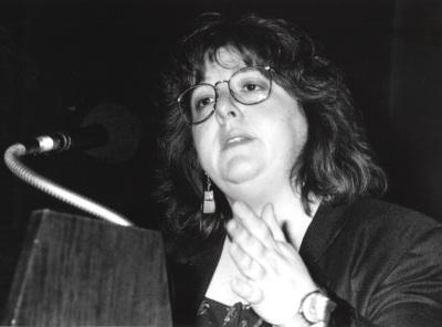 Ann Shola Orloff. Profesor de seminario. Curso 1995-96