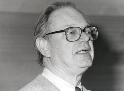 Lee Rainwater. Profesor de seminario. Curso 1995-96
