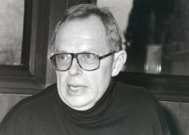 Max Kaase. Profesor de seminario. Curso 1995-96, 1996