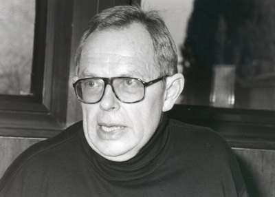 Max Kaase. Profesor de seminario. Curso 1995-96