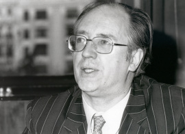 Laurence Whitehead. Profesor de seminario. Curso 1995-96, 1996