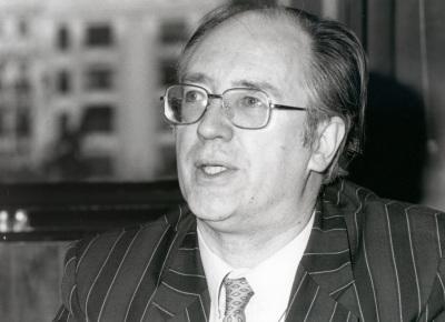 Laurence Whitehead. Profesor de seminario. Curso 1995-96