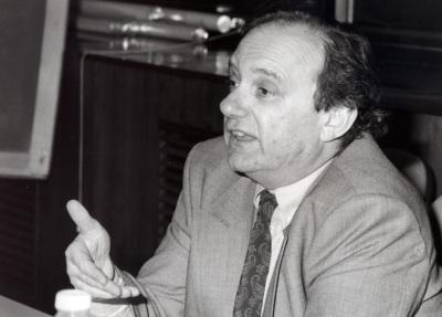 Martin Krygier. Profesor de seminario. Curso 1995-96