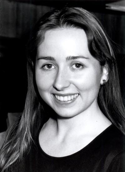 María Jiménez Buedo. Estudiante. Curso 1996-97
