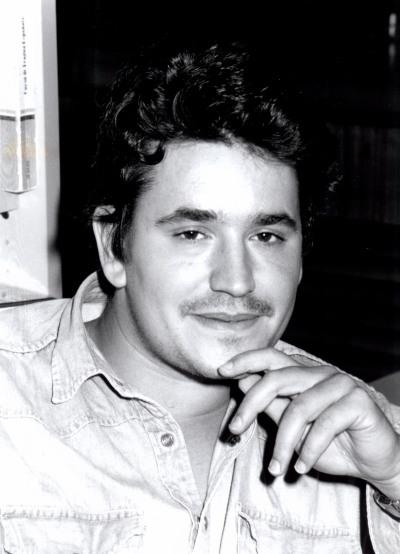 Pablo Beramendi Álvarez. Estudiante. Curso 1996-97