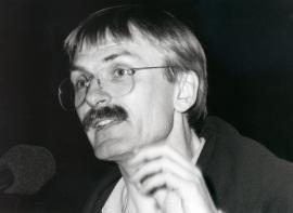 Simón Wain Hobson. Workshop R.N.A. Viral Quasispecies, 1996
