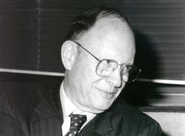 Richard Gardner. Profesor de seminario. Curso 1996-97, 1996