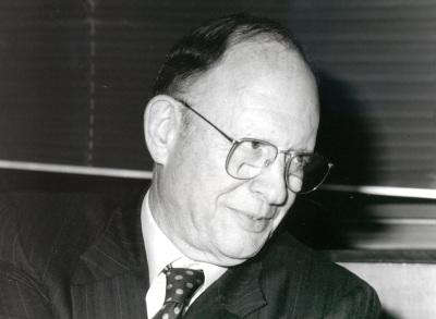 Richard Gardner. Profesor de seminario. Curso 1996-97