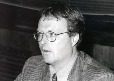 Douglas Forsyth. Profesor de seminario. Curso 1996-97