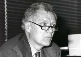 Georges Ross. Profesor de seminario. Curso 1996-97, 1997