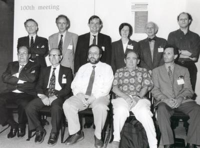 Participantes en el seminario Biology at the Edge of Next Century