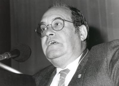 Antonio García Bellido. Seminario Biology at the Edge of Next Century